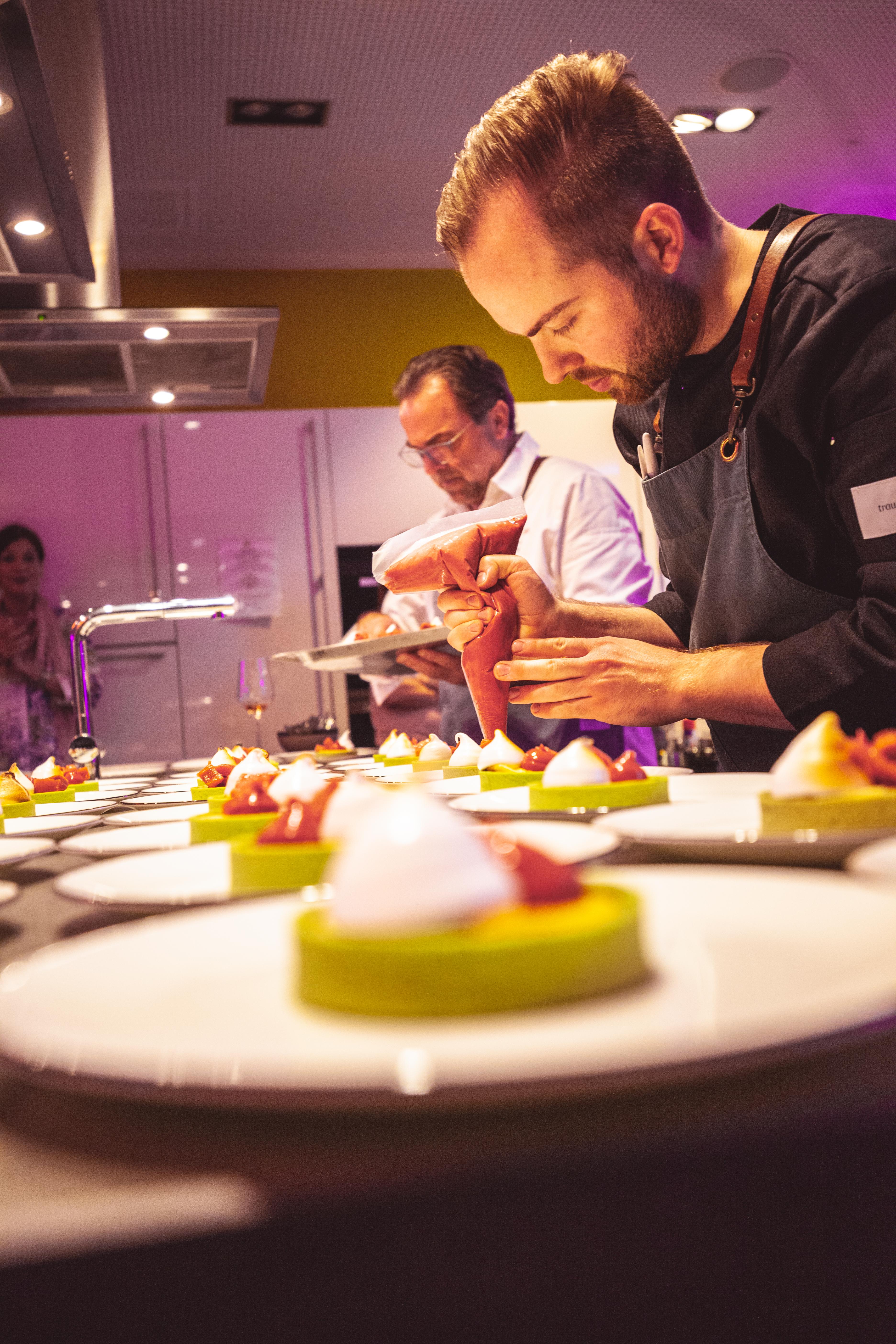 Küchenparty und Kochworkshop zu Silvester
